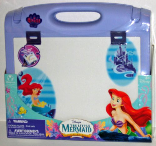 Disney Princess Ariel (Little Mermaid) Drawing & Art Activity Easel Special Edition Set - Buy Disney Princess Ariel (Little Mermaid) Drawing & Art Activity Easel Special Edition Set - Purchase Disney Princess Ariel (Little Mermaid) Drawing & Art Activity Easel Special Edition Set (Disneystore, Home & Garden,Categories,Furniture & Decor,Furniture,Kids' Furniture)