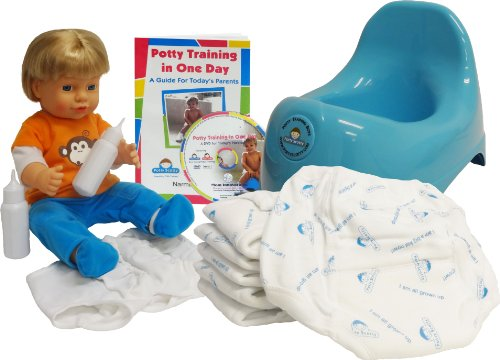 Free Potty Training Kits front-1048980