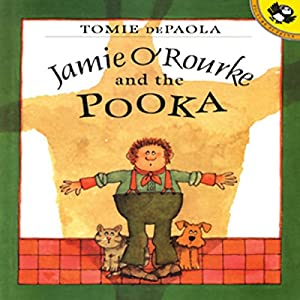 Jamie O'Rourke and the Pooka Audiobook