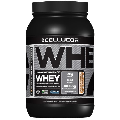 Cellucor COR Performance Whey Protein, beurre