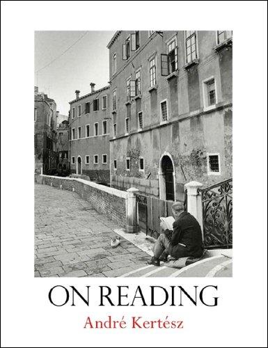 On Reading, ANDRE KERTESZ