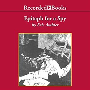 Epitaph for a Spy Audiobook