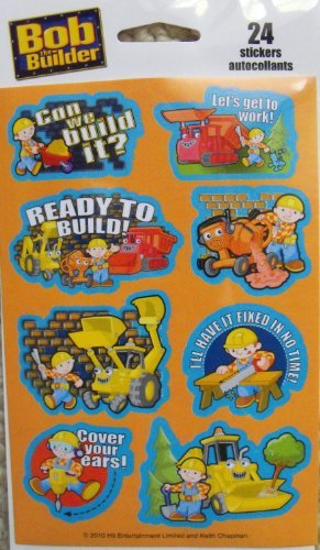 Bob the Builder ~ Stickers - 1