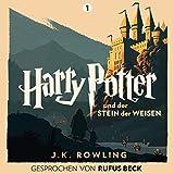 Platz 5: Harry Potter und der Stein der Weisen: Gesprochen von Rufus