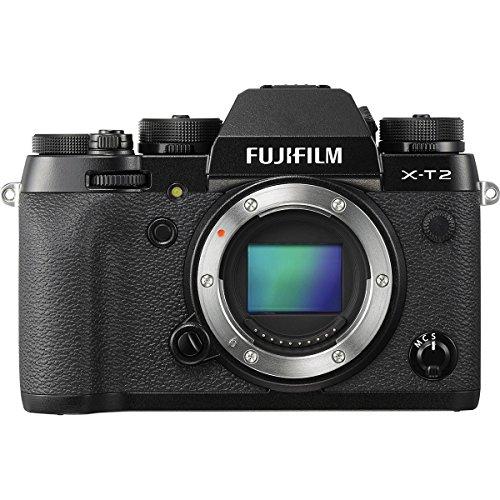 Fujifilm X-T2 Mirrorless Digital Camera (Body Only) (Fujifilm Xt 1 compare prices)