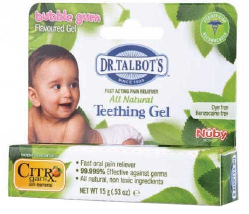Nuby Teething Gel All Natural