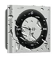 Waterproof iPod Shuffle with FREE Waterproof Headphones - SILVER by Apple Corp