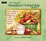 The Lang Abundant Friendship 2013 Cal...
