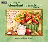 The Lang Abundant Friendship 2013 Calendar