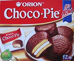Orion Choco Pie 12packs