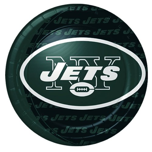 New York Jets Dinner Plates at Amazon.com