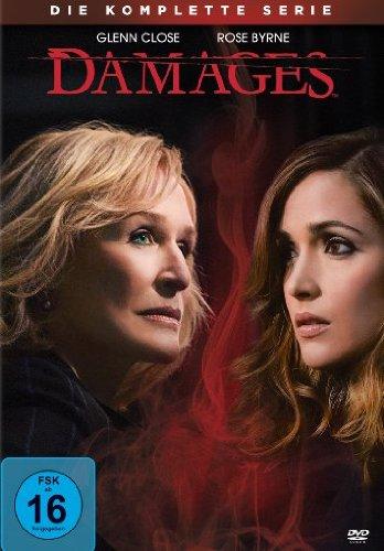 Damages - Die komplette Serie [15 DVDs]