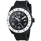 Luminox 5027 Watch SXC Space Mens - Black Dial Carbon Case Swiss Quartz Movement