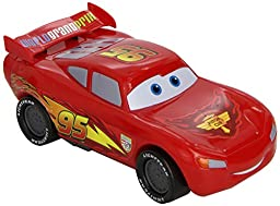 Disney Cars Mcqueen Decanter Bubble Bath, 10 Ounce