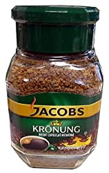 Jacobs KRONUNG Instant Coffee, 200g jar