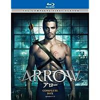 ARROW / アロー <ファースト・シーズン> コンプリート・ボックス [Blu-ray]&#8221; /></a> </p> <p><a href=