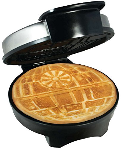 EXCLUSIVE for fans Star Wars Death Star Waffle Maker || Electrical Waffle Iron by ★★★ Royal ♛ Shop ★★★
