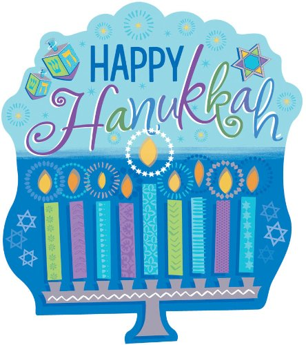 cutout hanukkah icon