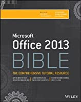 Office 2013 Bible, 4th Edition Front Cover