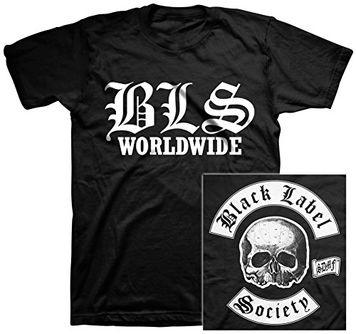 black-label-society-worldwide-t-shirt-size-xl