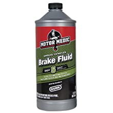 Gunk M4032/6 DOT 5 Silicone Brake Fluid - 32 fl. oz.