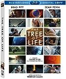The Tree of Life (Three-Disc Blu-ray/DVD Combo + Digital Copy)