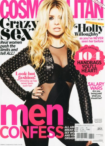 Cosmopolitan [UK] April 2012 (single issue)