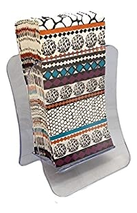 Napkin Holder for Table with Contemporary Decorative Paper Napkins Hosting Party Luncheon Dinner Patio Kitchen