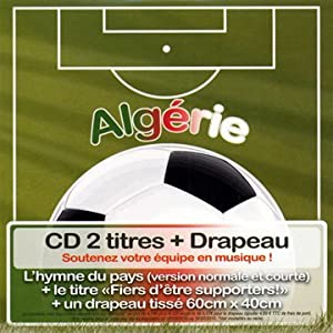 This week's French singles chart is dedicated to the 2010 FIFA World