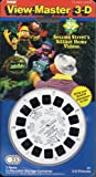 Sesame Street Silliest Home Videos 3D View-Master 3 Reel Set