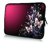 Fleur.digital Neoprene Notebook Ultrabook Chromebook Laptop Sleeve Case Bag For 11.6