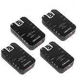 YONGNUO YN-622N 4pc Wireless i-TTL Flash Trigger For Nikon D3000 D3100 D3200 D7100 D610 D3300 D70 D800 D5100