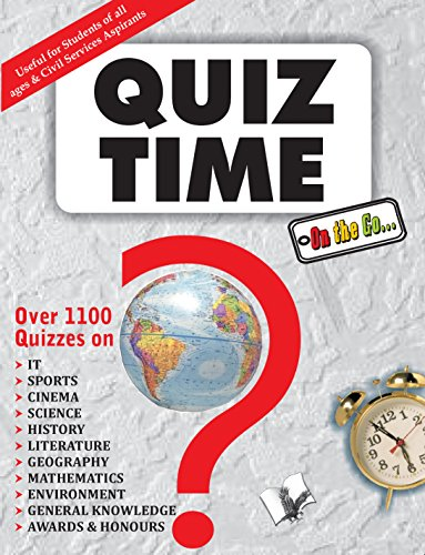 QUIZ TIME ON THE GO PDF