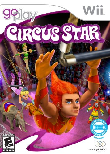 Go Play Circus Star - Nintendo Wii - 1