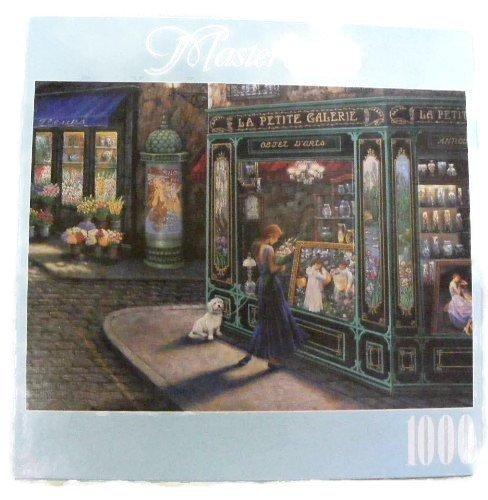 Rose Art Masterworks La Petite Galerie Puzzle 1000 Piece
