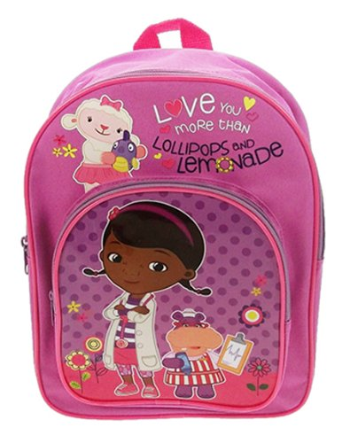 Character Disney Doc Mcstuffins Backpack - 1