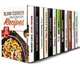 img - for Slow Cooker and Creative Recipes Box Set (12 in 1): Over 400 Recipes to Cook with Your Slow Cooker, Casserole Dish, Dutch Oven, and Cast Iron (Slow Cooker & Paleo Recipes) book / textbook / text book