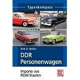 DDR Personenwagen: Importe aus RGW-Staaten (Typenkompass)