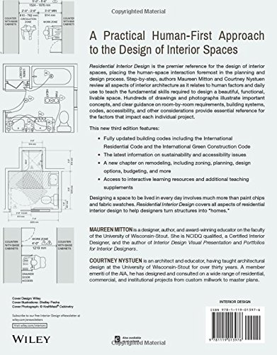 Sketchup for interior design 3d visualizing designing for Residential interior design a guide to planning spaces
