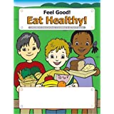 Feel Good! Eat Healthy! Coloring and Activity Book Trade Show Giveaway