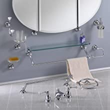 American Standard 6750 Collection Soap Dish Holder, Chrome