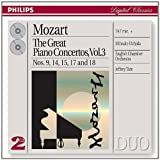 Piano Concertos 9, 14, 15, 17 & 18, Rondo