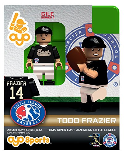 Todd Frazier LLB Toms River NJ Oyo G1S1 Minifigure - 1