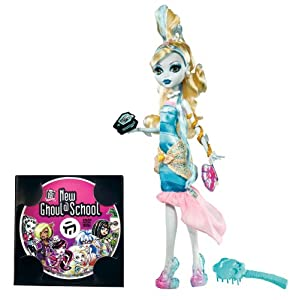Monster High Dawn Of The Dance Lagoona Blue Doll