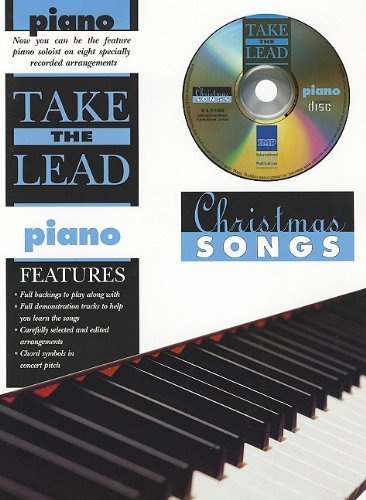 Take the Lead Christmas Songs: Piano (Book & CD)