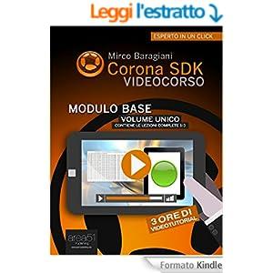 Corona SDK Videocorso. Modulo base: Volume unico (Esperto in un click)