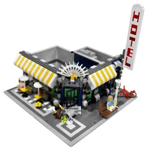 Lego Creator Cafe Corner Review