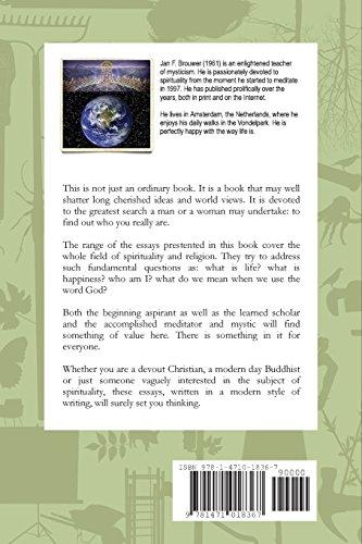 Essays on Spirituality