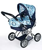 Bayer Design Cosy Doll Pram (Blue)