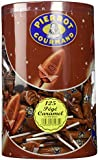 Pierrot Gourmand Caramel Lollipops Tub 125 count